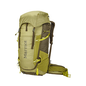 Marmot Graviton 38 Backpack Citronelle/Olive